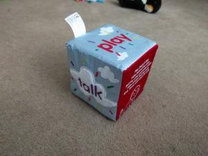 Toy Cube
